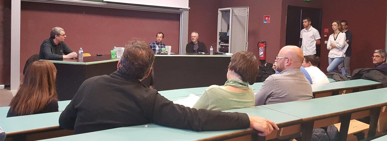 Conférence « Défis et nouveaux usages de l'agriculture de demain »